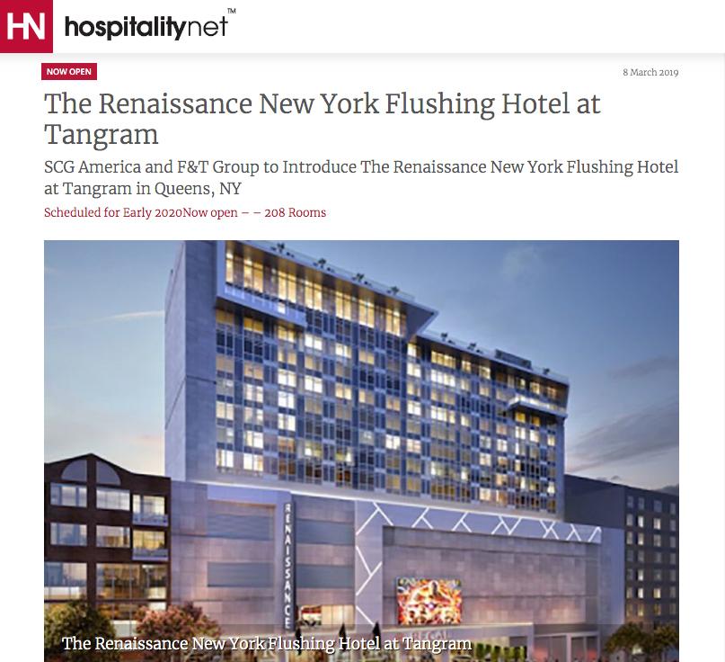 Gnyrc The Renaissance New York Flushing Hotel At Tangram